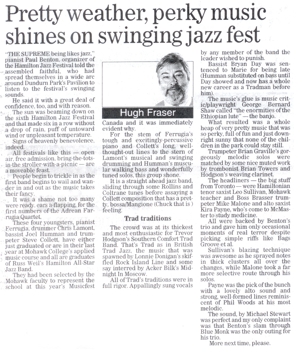 swinging jazz fest